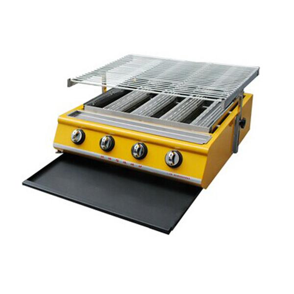 烧烤厨房设计图