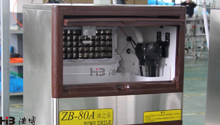 制冰机电路板接线示意图