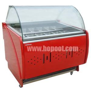 冰淇淋展示安装使用说明