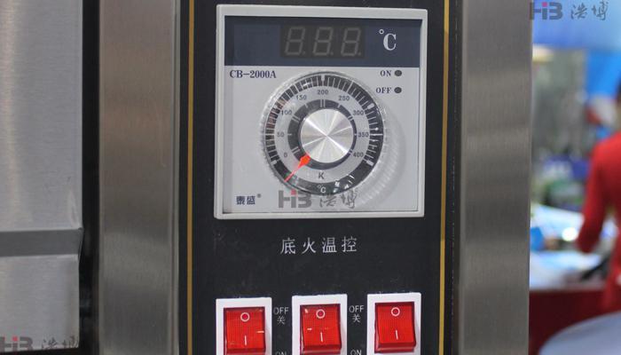 烤箱温控接线图