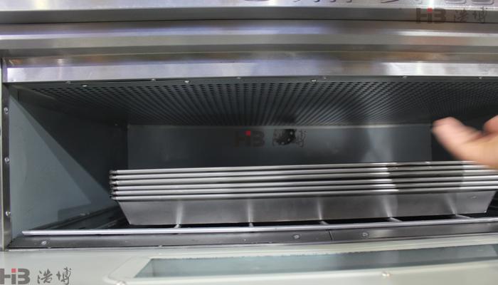 三层烤箱结构图