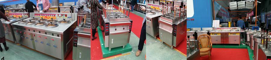 山东鲁厨厨业,专业生产商用电热锅,电热煲,节能燃气电热锅等电加热